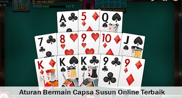 Bermain di Situs Judi Capsa Susun Online Terpercaya
